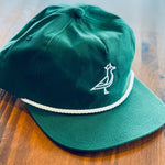 King Seve Amen Green Rope Cap