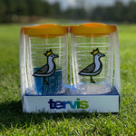 "Tervis King Seve 16 OZ ""Original"" Tumbler 2 Pack w/ Travel Lids"