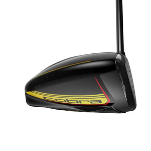 Cobra King Speedzone Driver - Black/Yellow