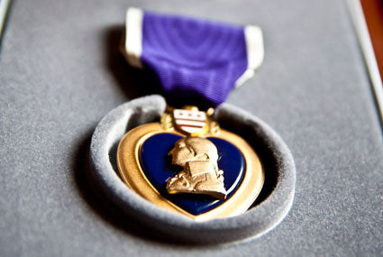 History of The Purple Heart