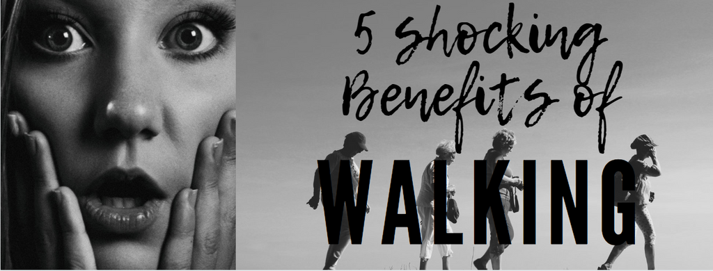 5 Shocking Benefits Of Walking