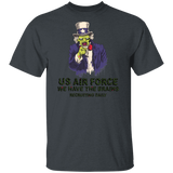 Uncle Zombie Has The Brains Air Force - Halloween 2019 Exclusive!