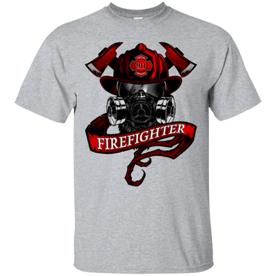 Local Heroes Firefighter Tee