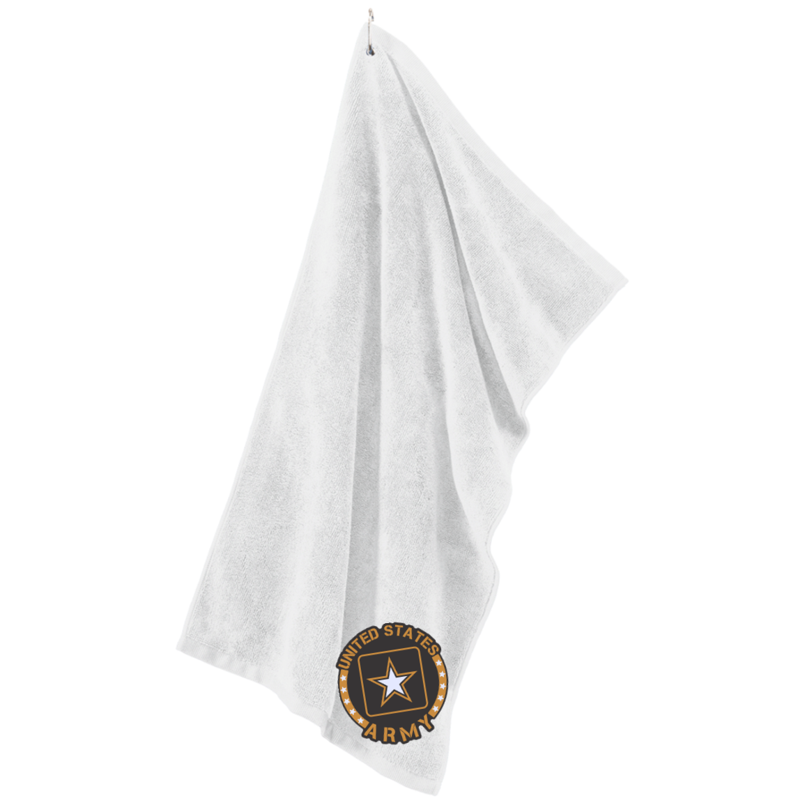 Army Microfiber Golf Towel