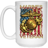 USMC Veteran Drink Wear