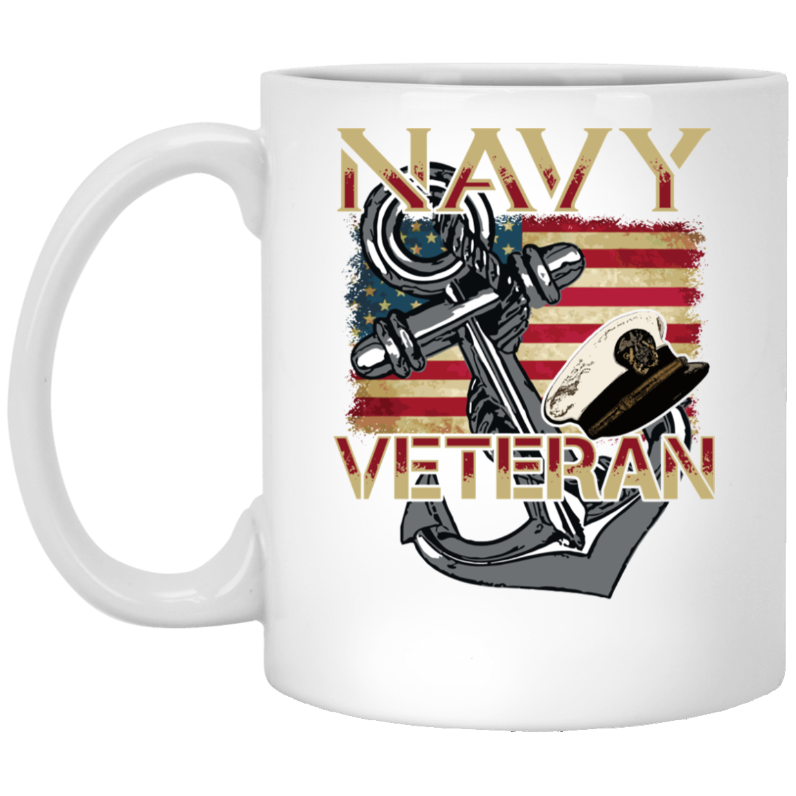 Navy Veteran Drink Wear