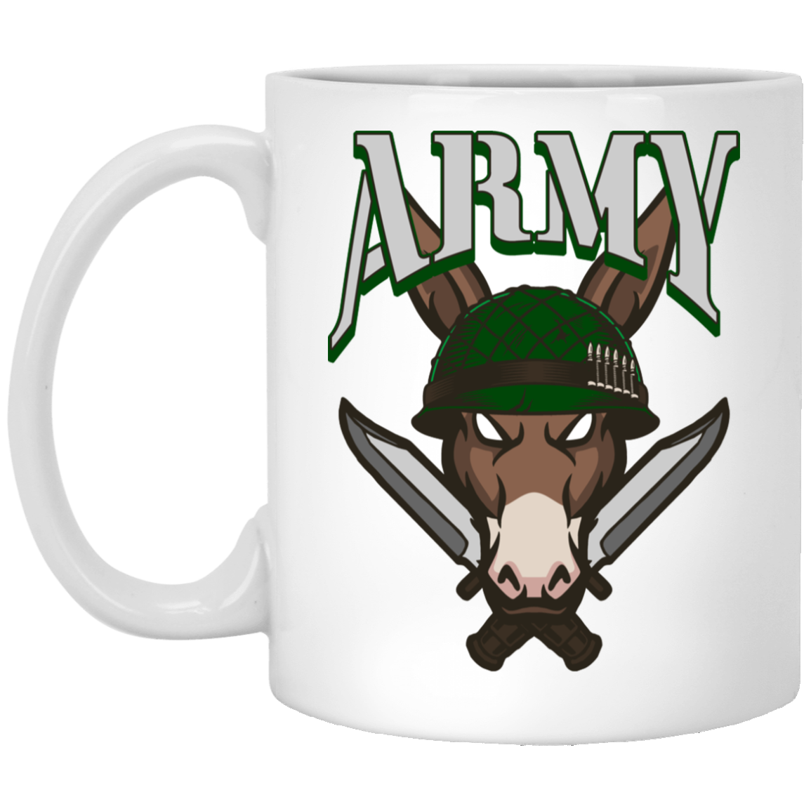 Army Mule Drink Wear