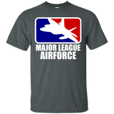 Major League Air Force Cotton T-Shirt - Veteran Merchandise