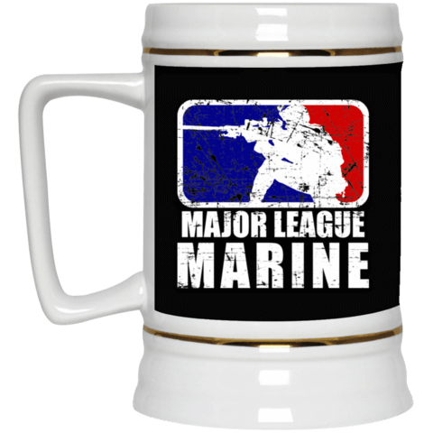 Major League Marine Beer Stein