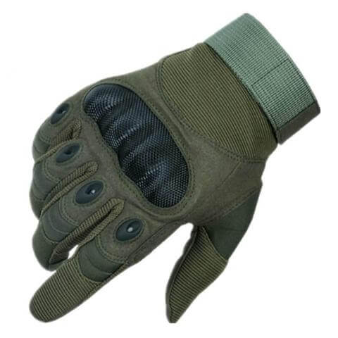 Special Forces Full Finger Tactical - Slip-resistant- Combat Fighting Gloves - Veteran Merchandise