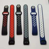 V.M. 6 Elite-HR/BP Activity Tracker Replacement Bands ***Push Tab Style***