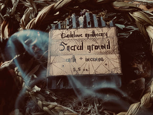Sacred Ground // soap