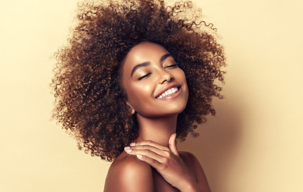 Best Natural Hair Wash and Go Routine