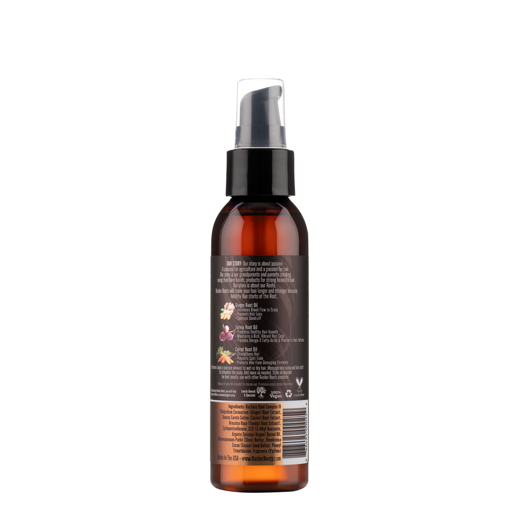 Anti-Frizz Silkening Growth Serum