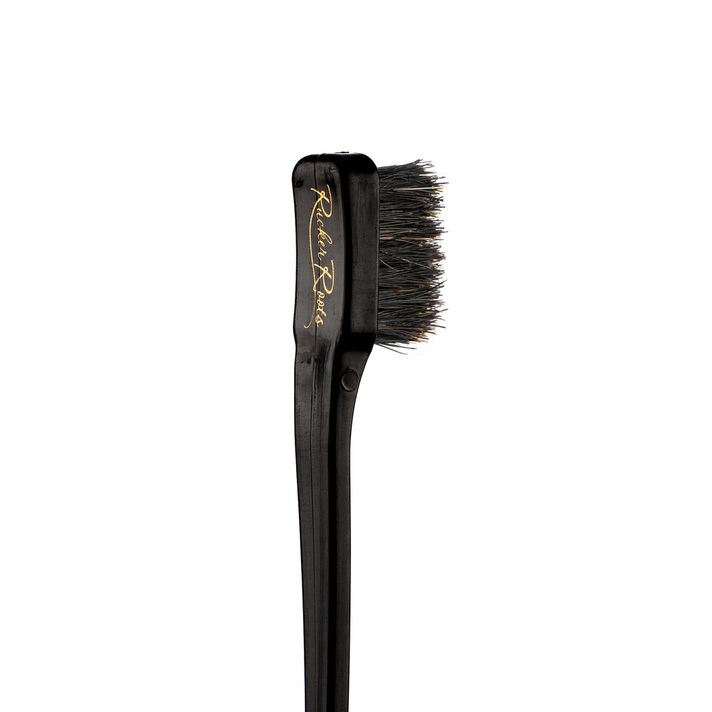 Rucker Roots Edge Control Hair Brush