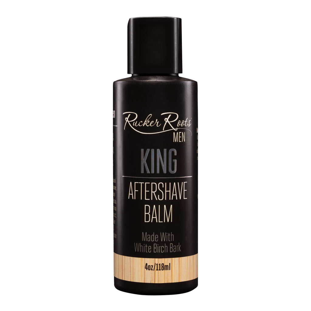 King by Rucker Roots White Birch Bark Aftershave