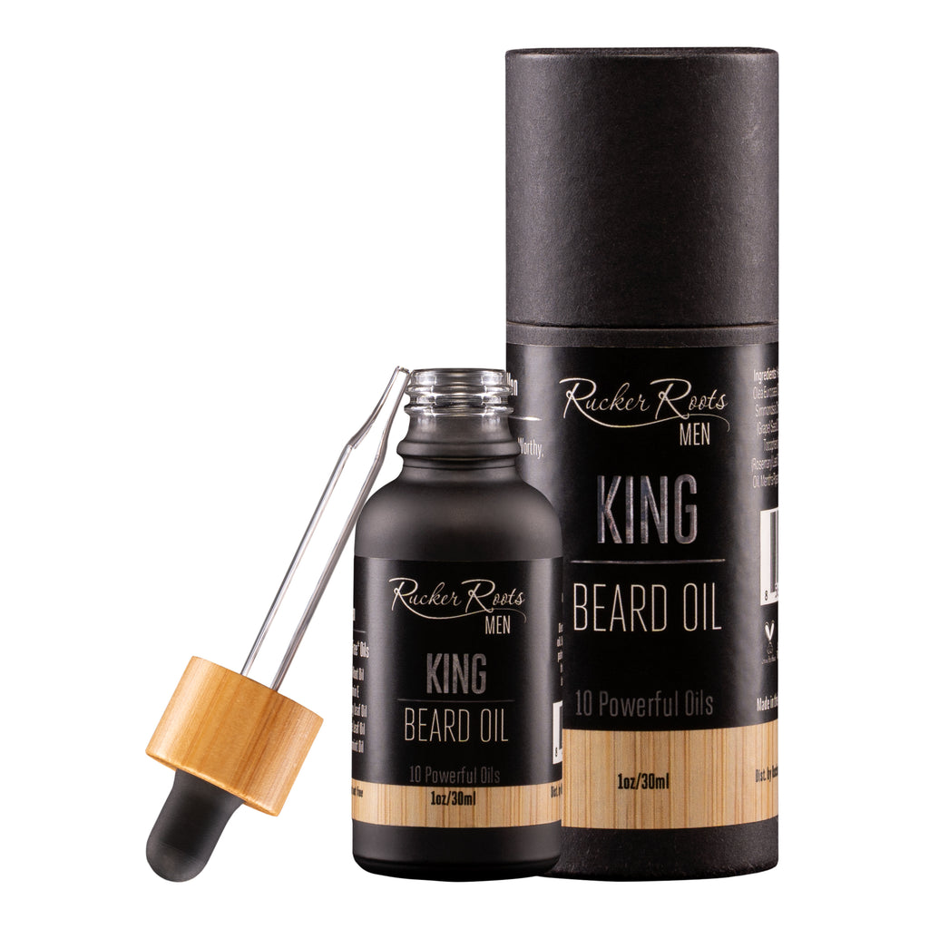 King by Rucker Roots Beard Oil