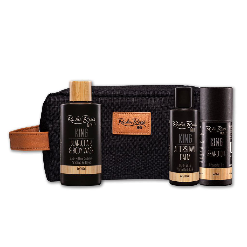 King by Rucker Roots Men's Gift Set