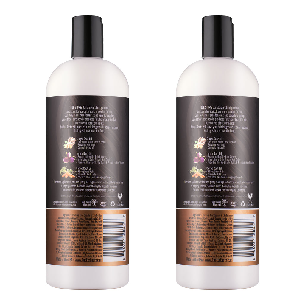 Shampoo + Conditioner Liter Sizes