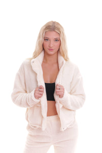 Marshmallow Jacket