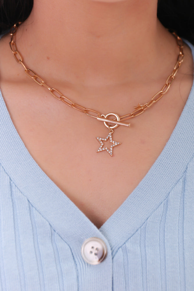 Star Boy Necklace