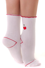 Juicy Cherry Socks