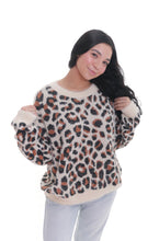 Leopard Love Sweater
