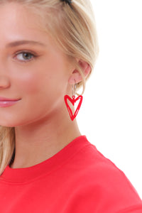 LOVE RYDEL earrings