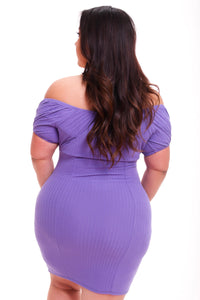 Bloomin' Babe Dress (Curve)