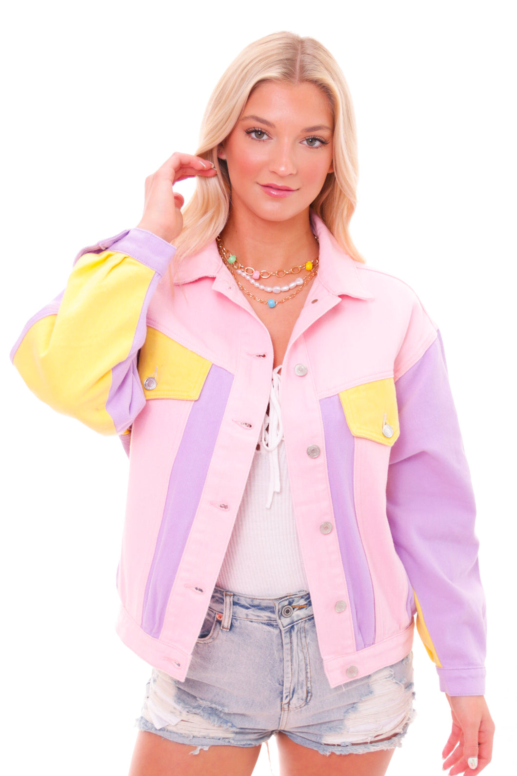 Strut Your Stuff Denim Jacket