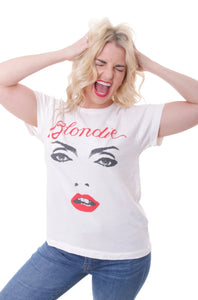Blondie Band Tee