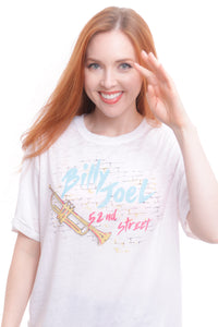 Billy Joel 52nd Street Tee