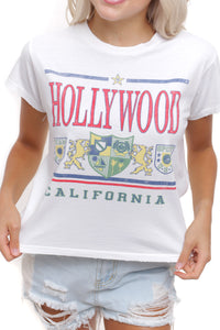 Hollywood Girlfriend Tee