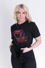 Abstract Band Tee