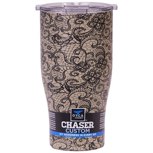 Lace/Clear 27oz Chaser
