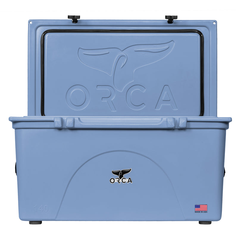Light Blue 140 Quart - ORCA