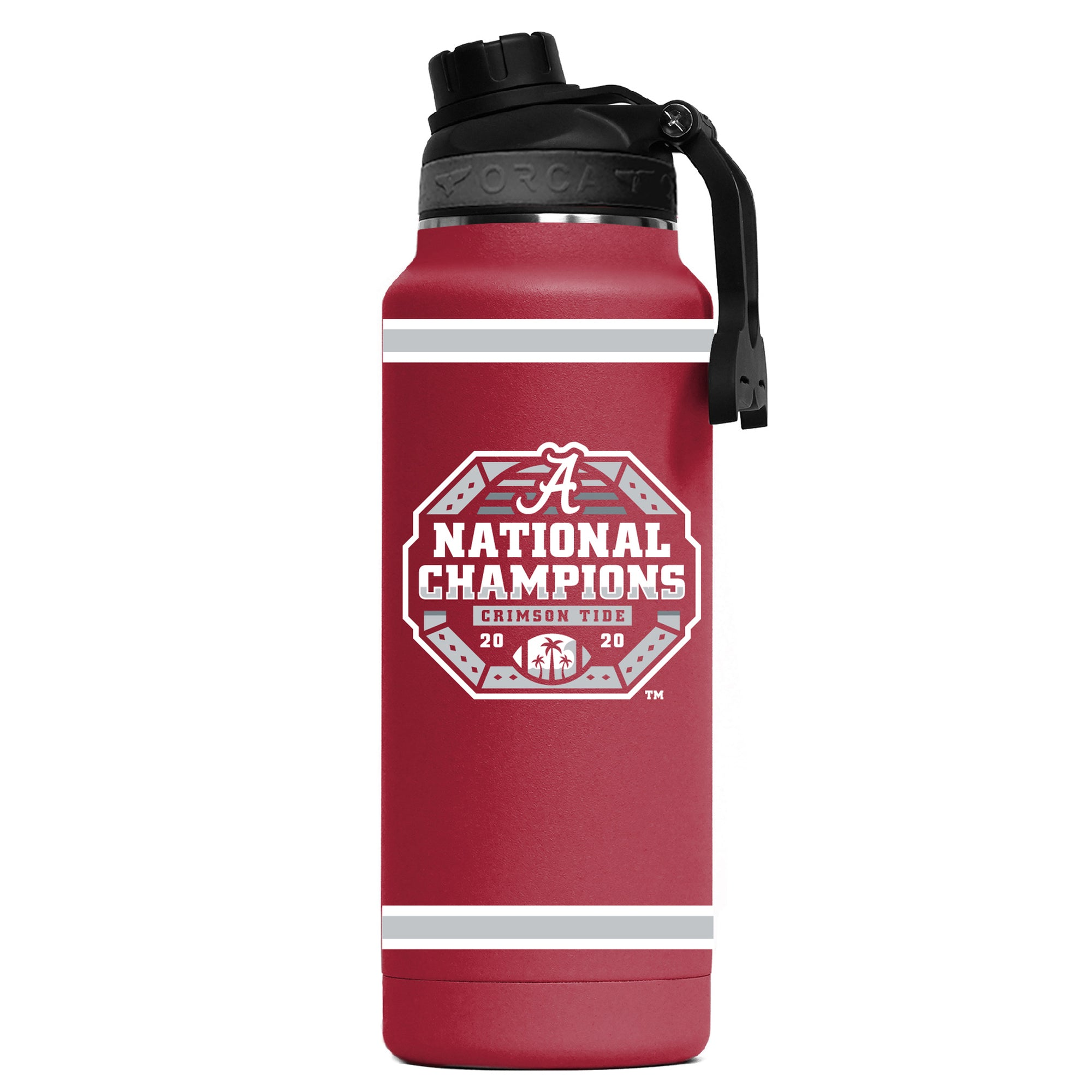 2020 National Champ Alabama Hydra 34oz  Crimson - ORCA