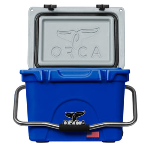 Blue/Grey 20 Quart - ORCA