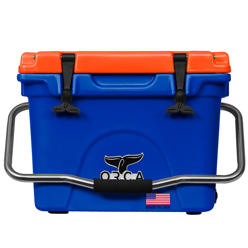 Blue/Orange 20 Quart - ORCA