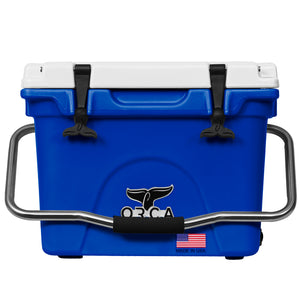 Blue/White 20 Quart - ORCA