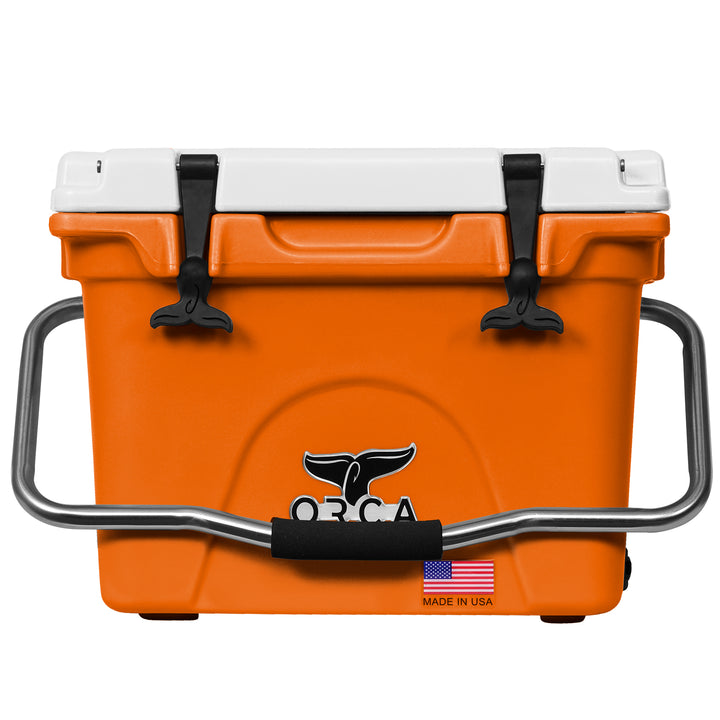 Burnt Orange/White 20 Quart - ORCA