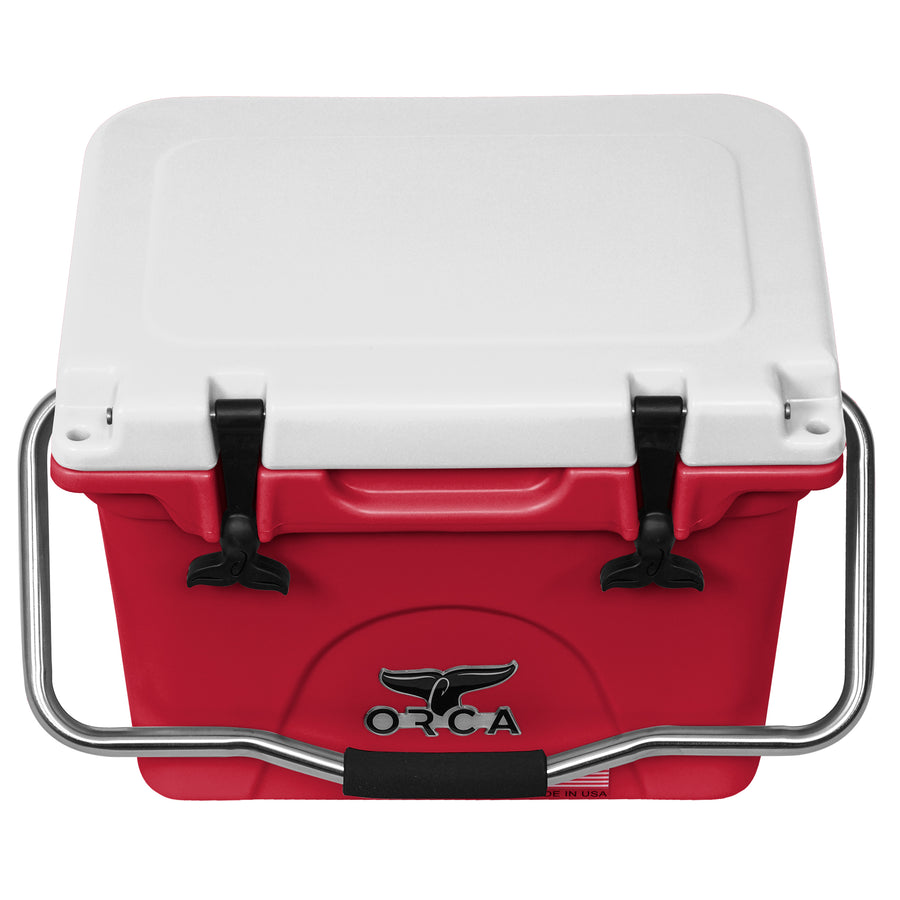Crimson/White 20 Quart