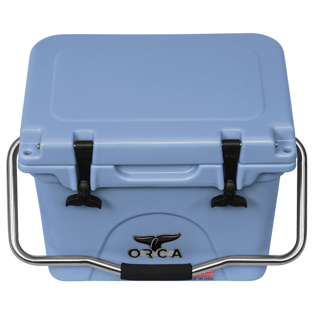 Light Blue 20 Quart - ORCA