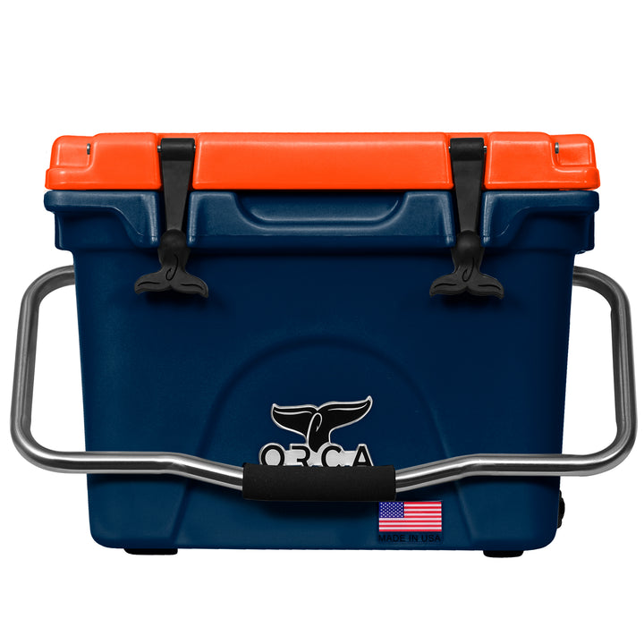 Navy/Orange 20 Quart - ORCA