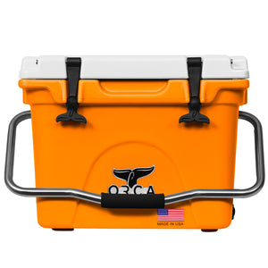 Orange/White 20 Quart - ORCA