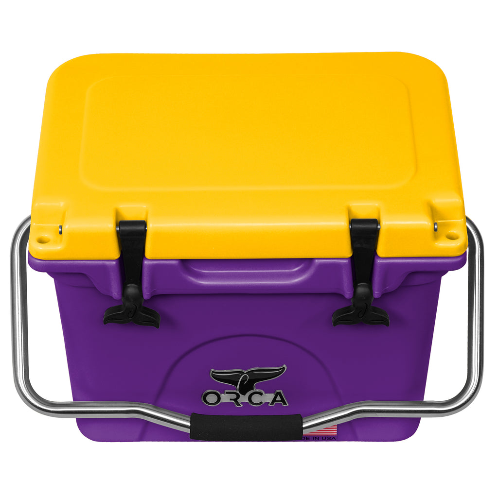 Purple/Gold 20 Quart - ORCA