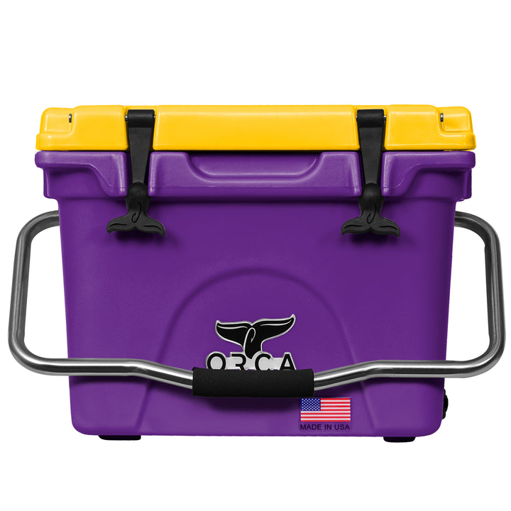 Purple/Gold 20 Quart