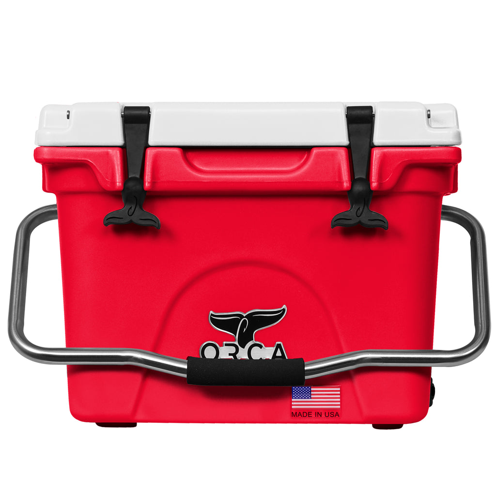 Red/White 20 Quart - ORCA