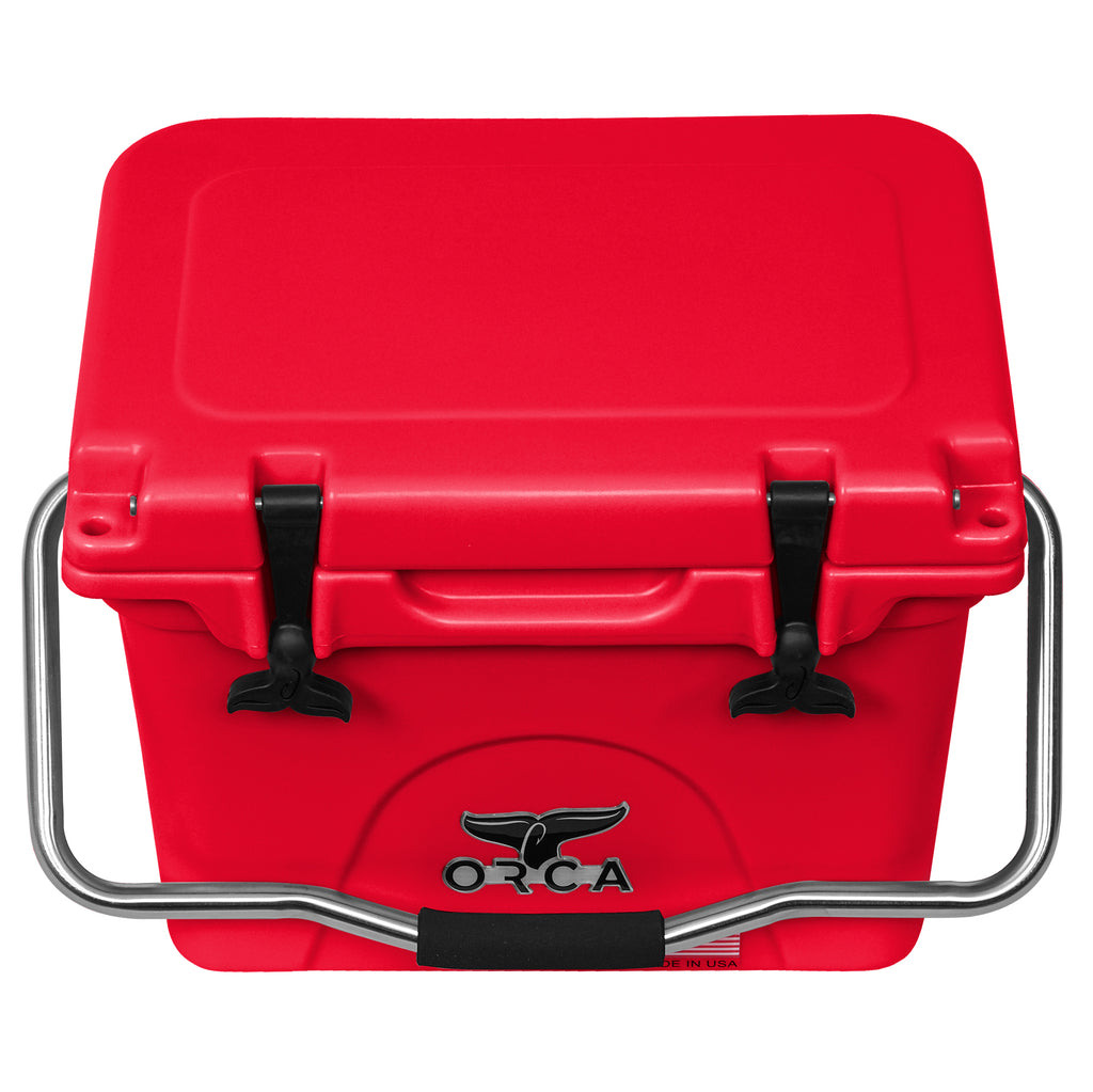 Red/Red 20 Quart - ORCA