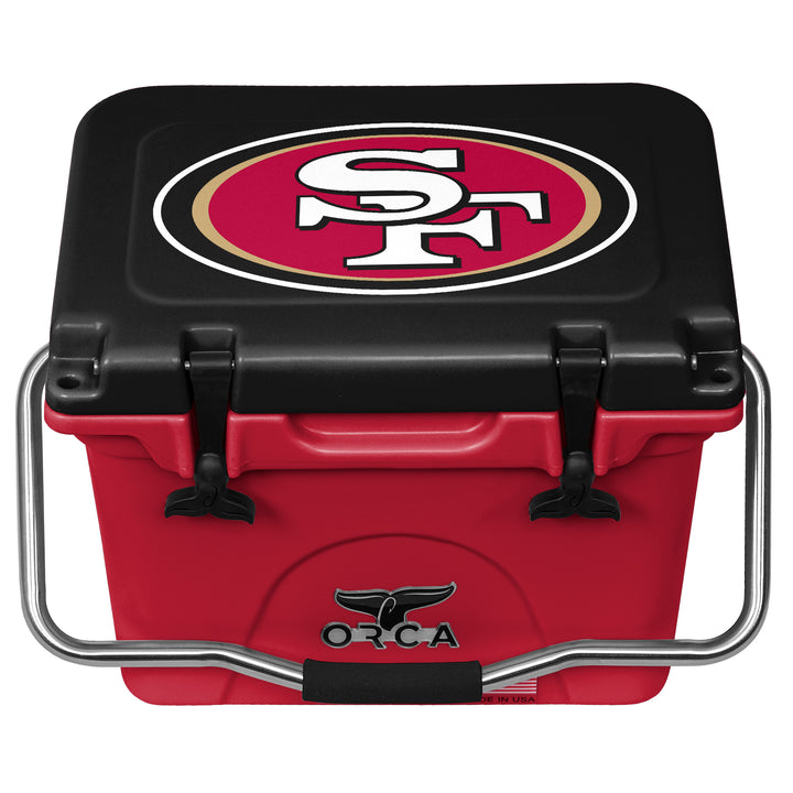 San Francisco 49ers 20 Quart - ORCA
